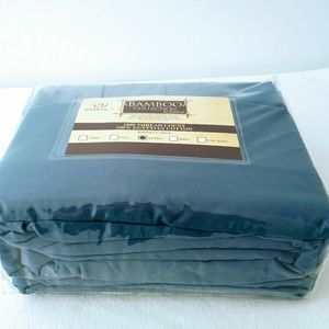 Bamboo collection by daddoul sheet set size Q.